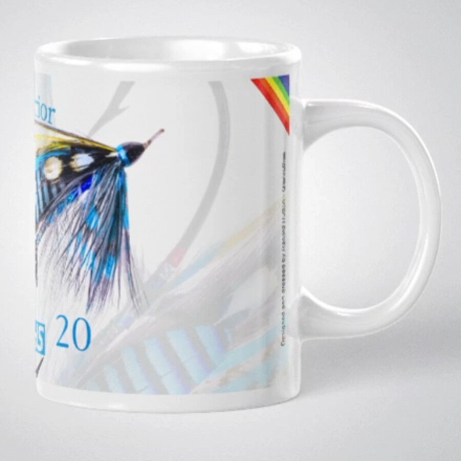 NHS Warrior Mug
