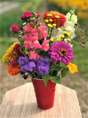 Pick-Your-Own Flower Bouquet