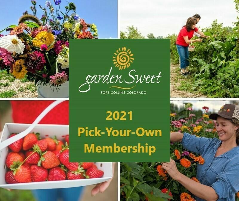 2021 Pick-Your-Own Membership