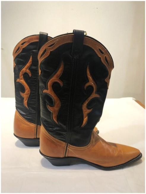 Vintage Dingo Women's Cowboy Boots