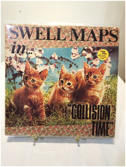 1982 Swell Maps - Collision Time