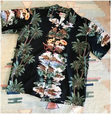 Men's Vintage Hawaiian Original Short Sleeve