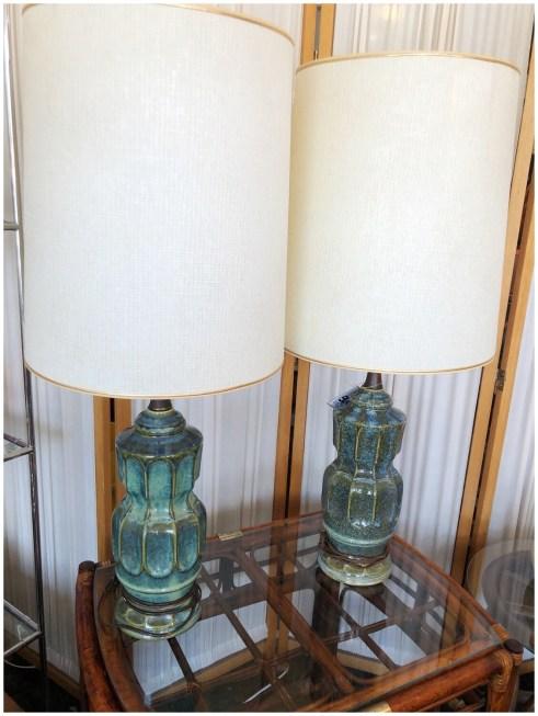 Mid Century Lamps