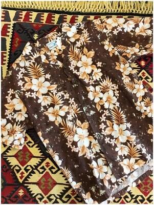 Men's Vintage Aloha Fashion Hawaiian Shirt