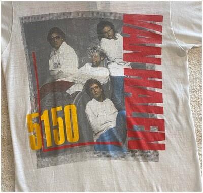"""Vintage Van Halen """"5150"""" Tour T-Shirt"""