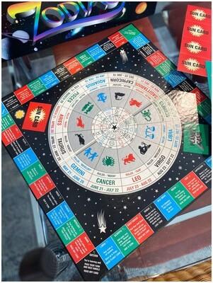 1997 Challenge the Zodiac Board Game