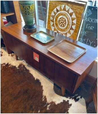 Mid Century Lane Cedar Cabinet