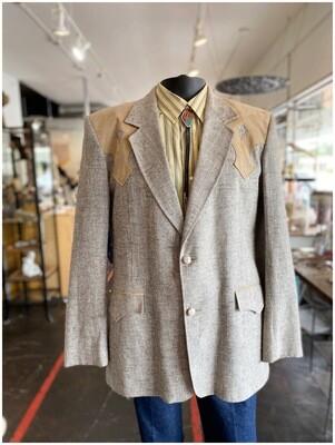 Vintage Pioneer Wear Western Blazer