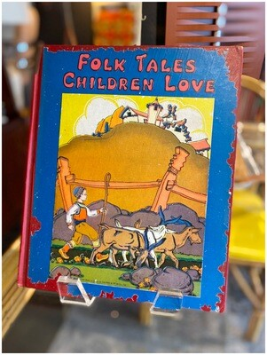 1934 Folk Tales Children Love