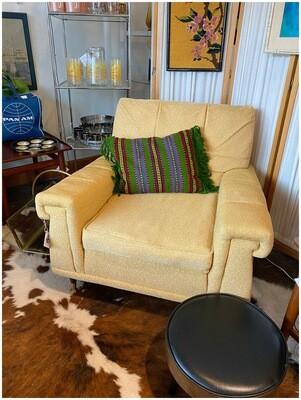 Mid Century 1960's Kroehler Upholstered Chair