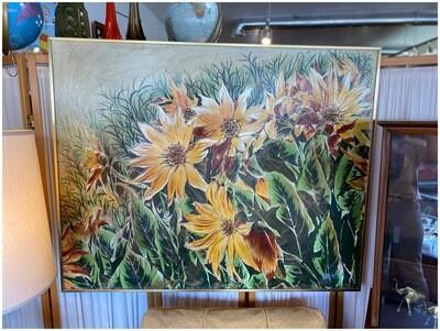 Mid Century Lee Reynolds Painting