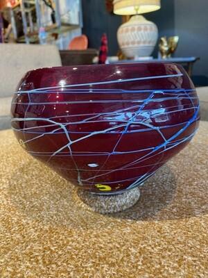 Vintage 1950's Murano Bowl