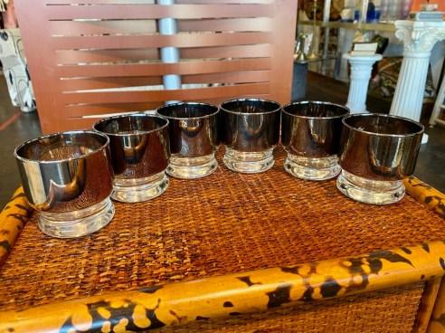 Mid Century Modern Dorothy Thorpe Style Glasses