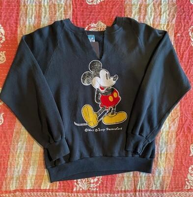 Vintage Mickey Mouse Walt Disney Productions Sweatshirt