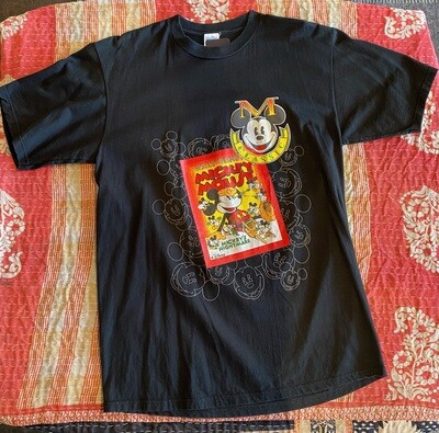 Vintage Classic Mickey's Nightmare T-Shirt