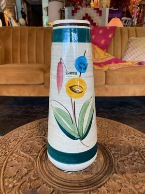 Vintage Scheurich German Bouquet Vase