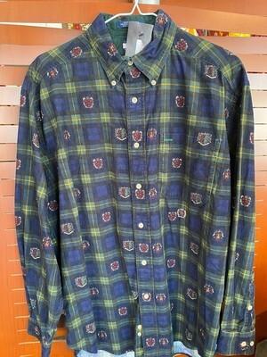 Vintage Tommy Hilfiger Men's Shirt