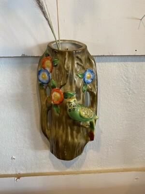Vintage Wall Vase