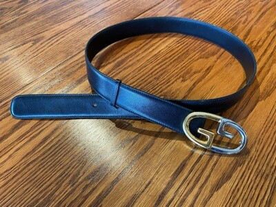 Vintage Authentic Gucci Belt