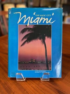 Vintage 1981 The Magic City Miami