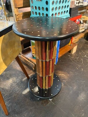 Textile Spindle Table