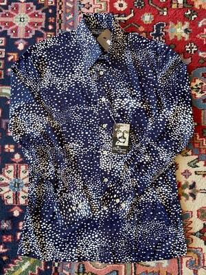 Vintage Oleg Cassini Long Sleeve Men's Shirt
