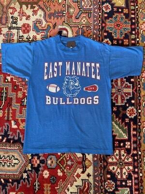 Vintage East Manatee Bulldogs T-Shirt
