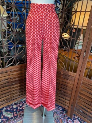 Vintage 1970's Anchor Bell Bottoms