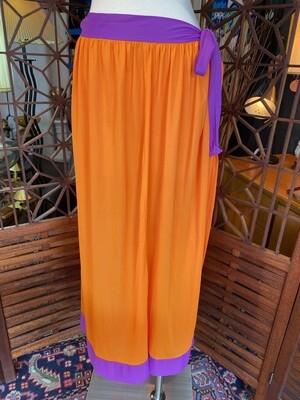 Vintage 1970's Wrap Skirt