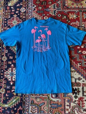Vintage Florida Flamingos T-Shirt