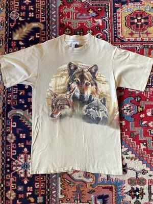Vintage 1987 Wolves T-Shirt