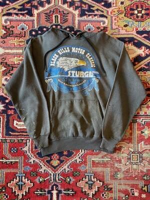 Vintage 1997 57th Annual Sturgis Black Hills Sweatshirt with Hoodie