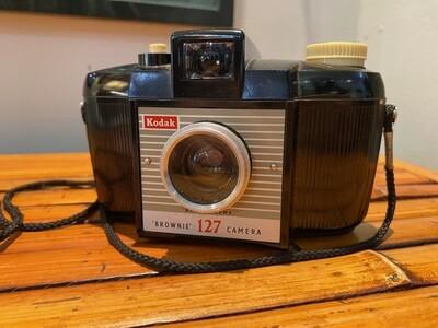 Vintage Kodak Brownie 127 Camera