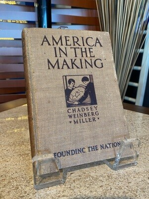 Vintage 1927 America in the Making