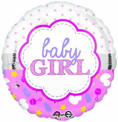 Standard Baby Girl Scallop S40