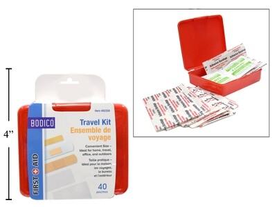 Bodico 40-PC First Aid Kit