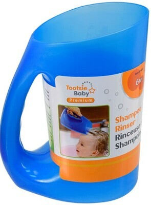 Tootsie Baby, Soft Shampoo Rinser