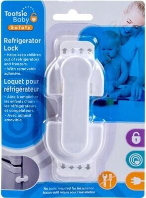 Tootsie Baby, Refrigerator Lock , 3.5x2x0.5