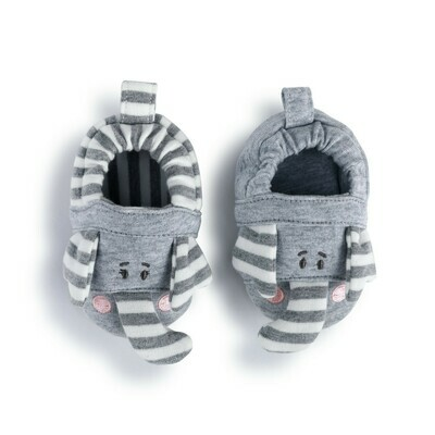 'Love You Tons' Elephant Booties