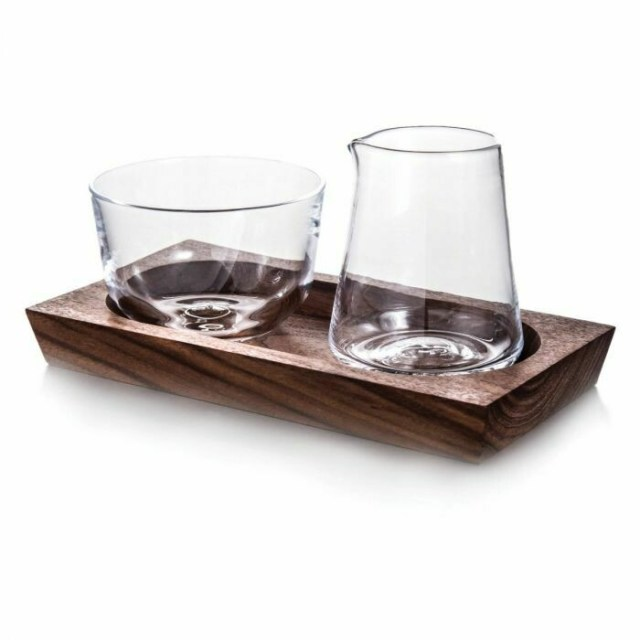 Ludlow Pitcher & Sugar Bowl Set