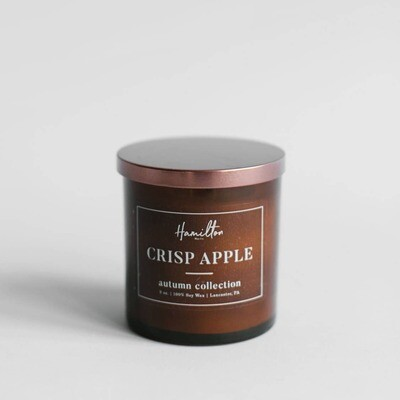 Crisp Apple 9 Oz. Jar Candle