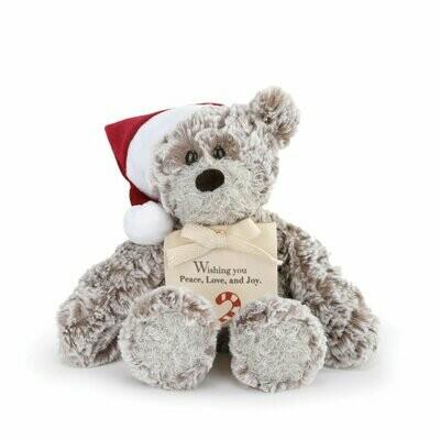 Christmas Mini Giving Bear
