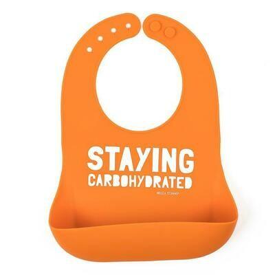 Carbohydrated Wonder Bib