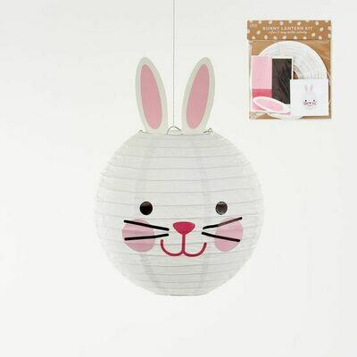 Bunny Paper Lantern Kit