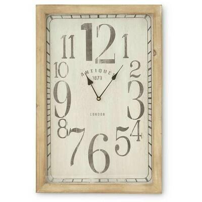 European Antique Wall Clock 23.5