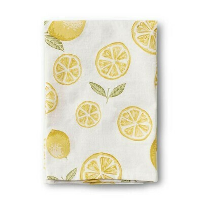 Lemon Cotton Napkin