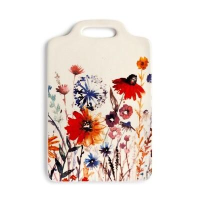 Meadow Flowers Cheese Board