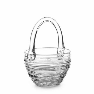 Echo Lake Glass Basket