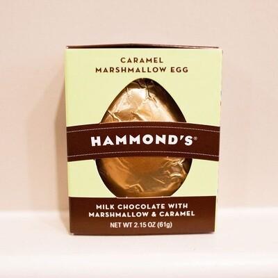 Caramel Marshmallow Milk Chocolate Egg