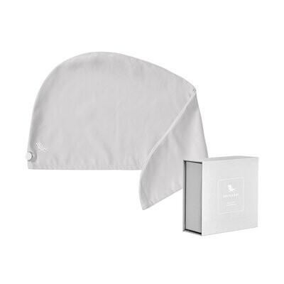 Grey Quick Dry Hair Towel